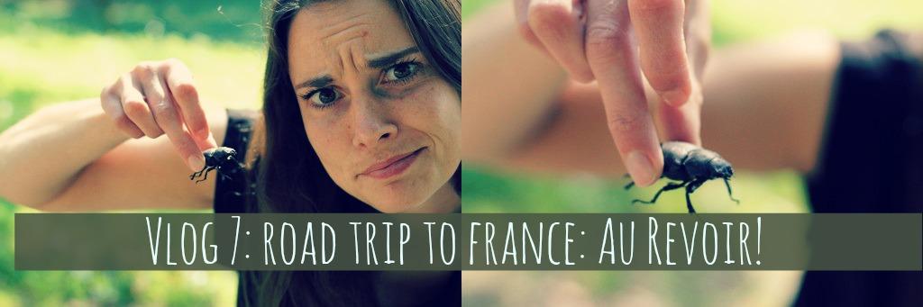 vakantie frankrijk vlog