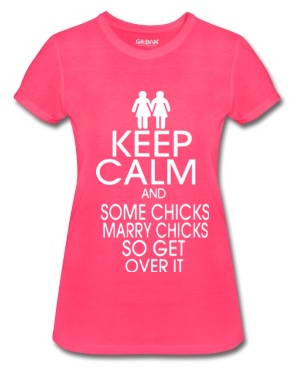 lesbi t-shirt grappig