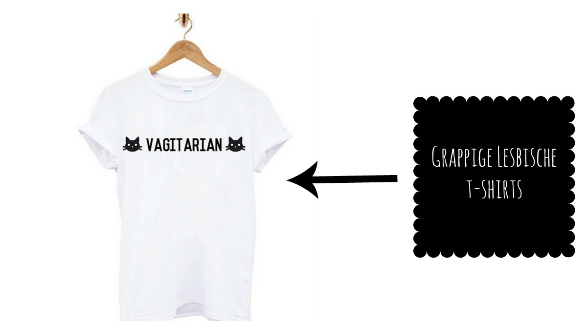 grappige lesbische t-shirts