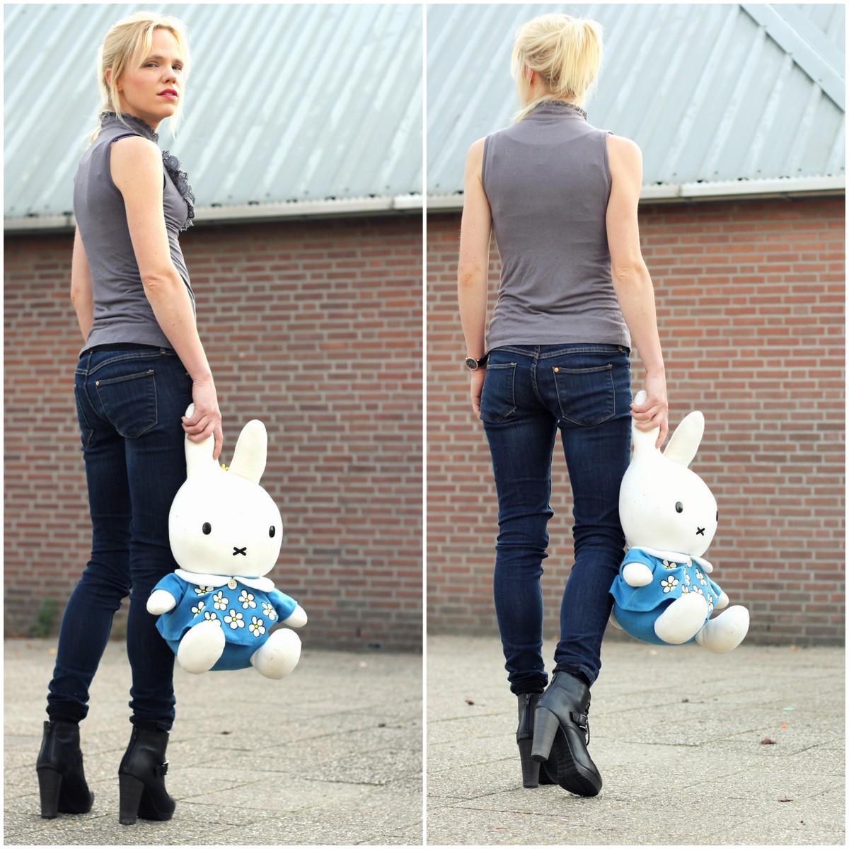 konijnenmens nijntje