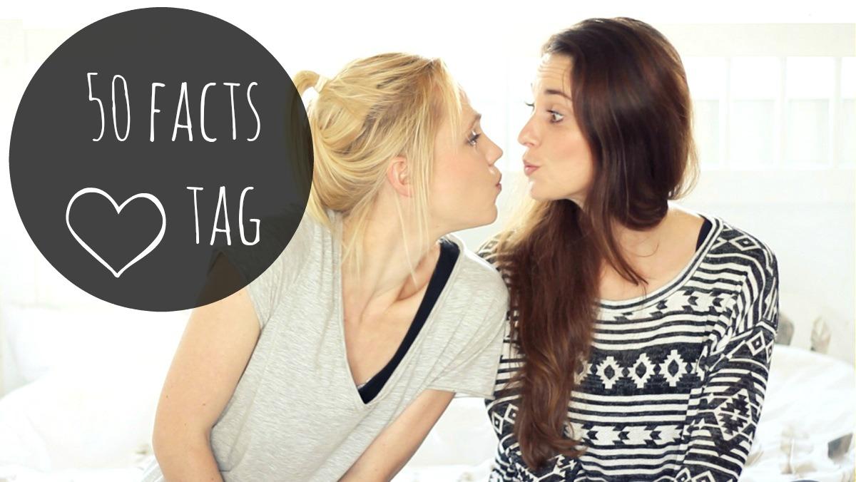 50 facts tag ik vrouw van jou