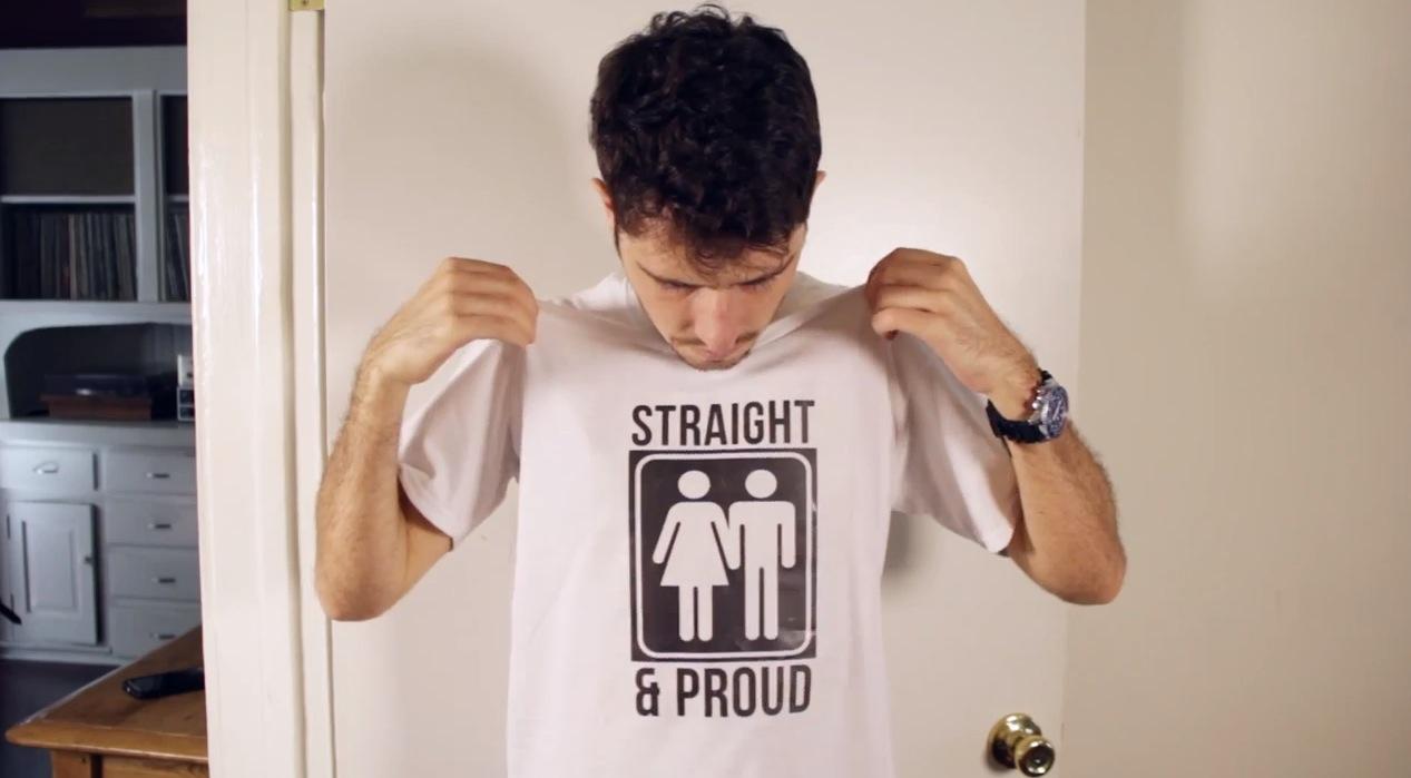 ik ben hetero