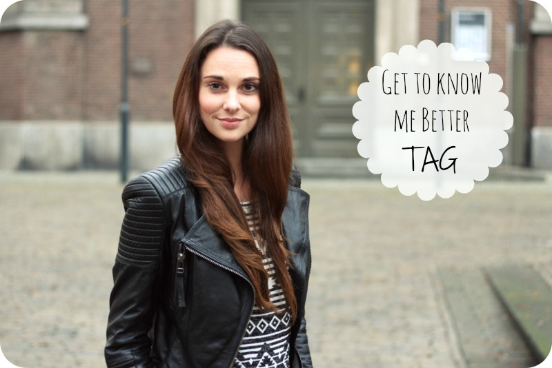 Get To Know Me Better TAG
