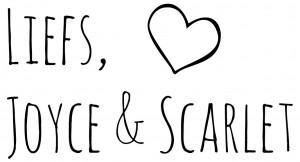 liefs joyce en scarlet