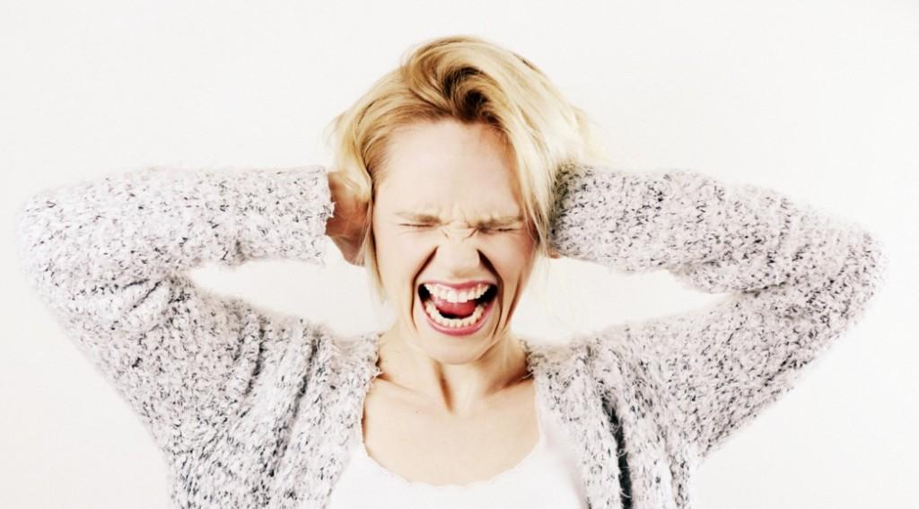 geluiden irritant