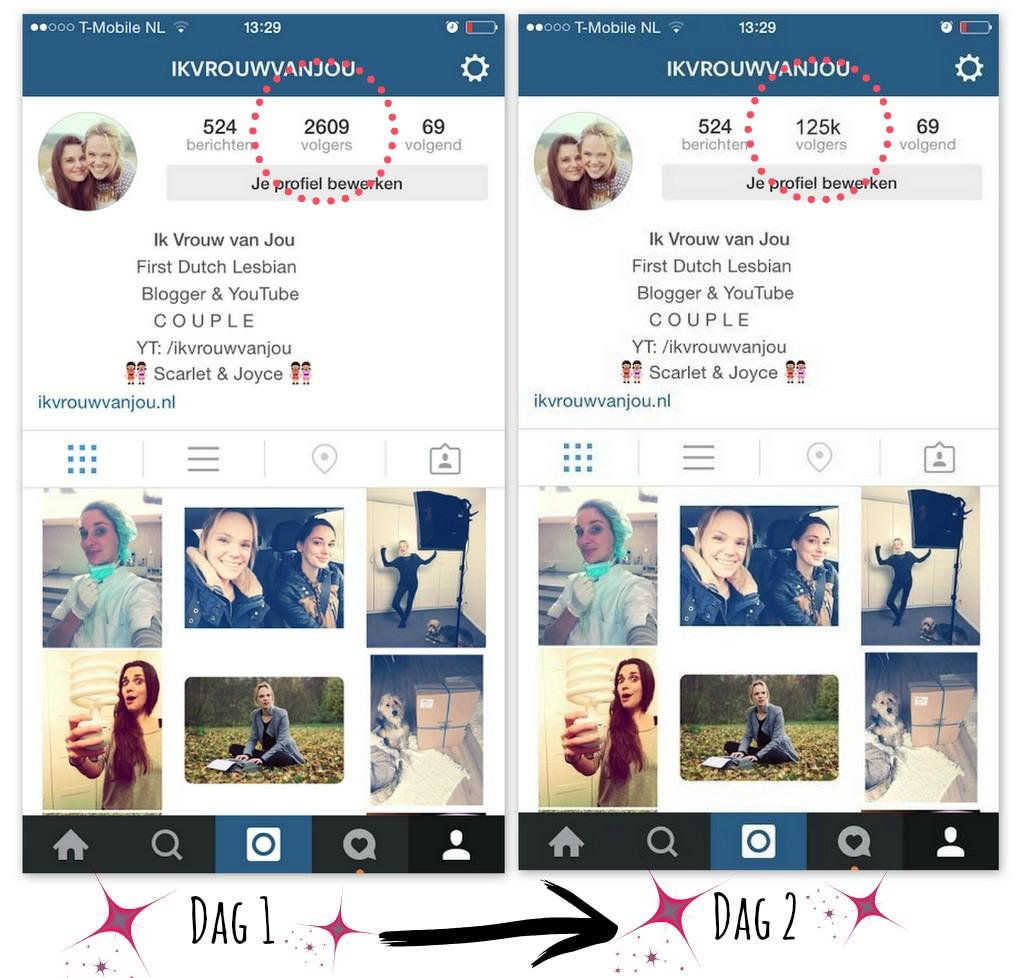 volgers kopen op instagram