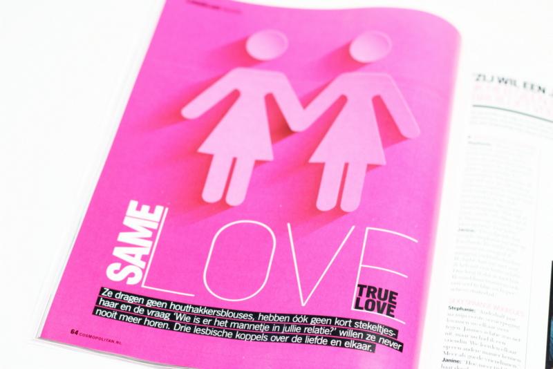 cosmopolitan lesbisch interview ik vrouw van jou