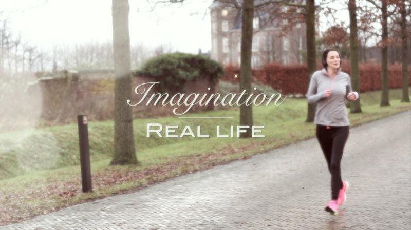 imagination vs real life