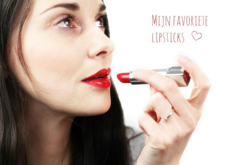 favoriete lipsticks