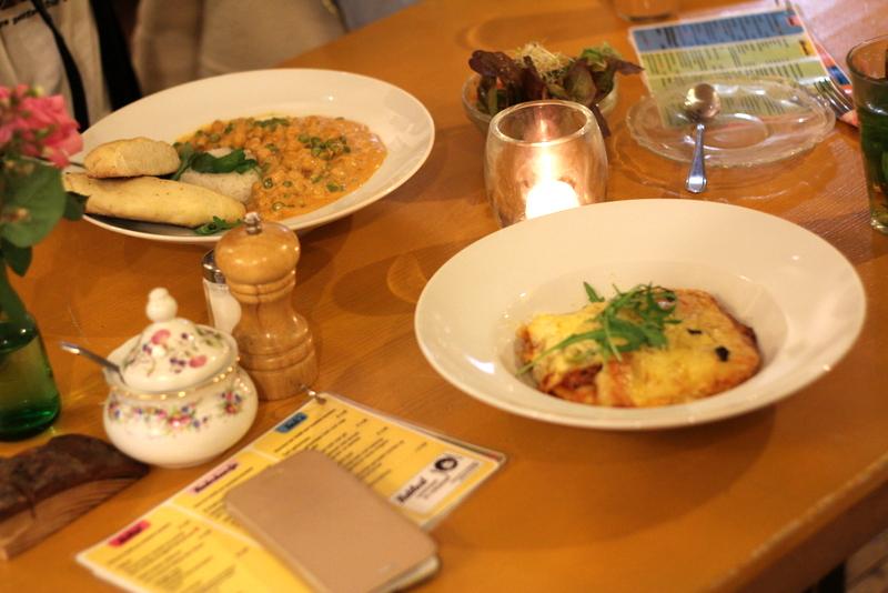 baklust den haag restaurant vegetarisch