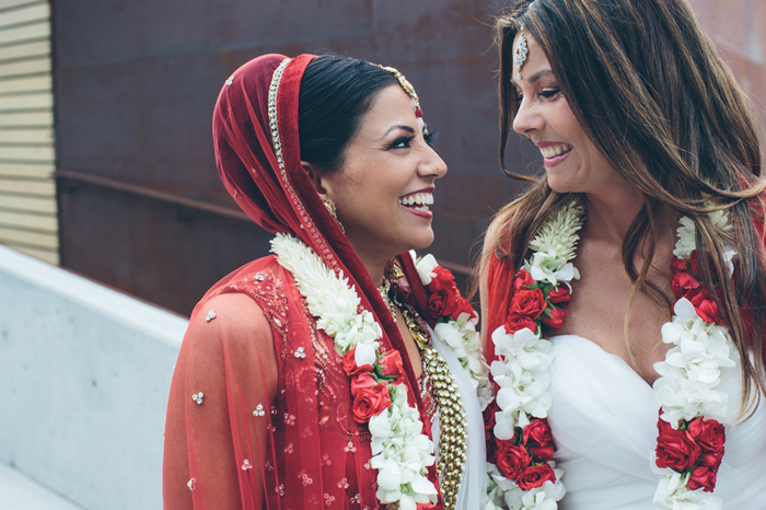 eerste indiase lesbische huwelijk