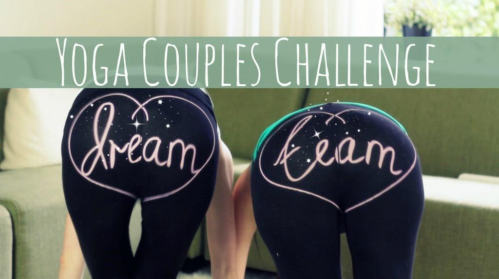 Yoga Couples Challenge