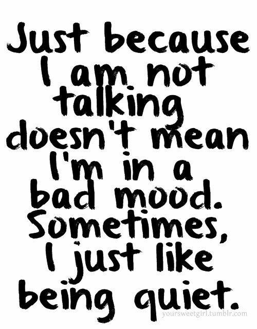 Ben ik introvert