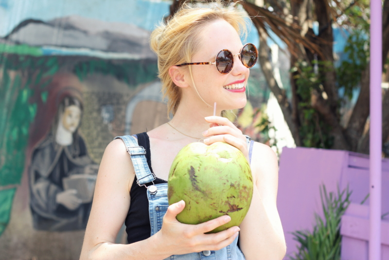 angst kokosnoot