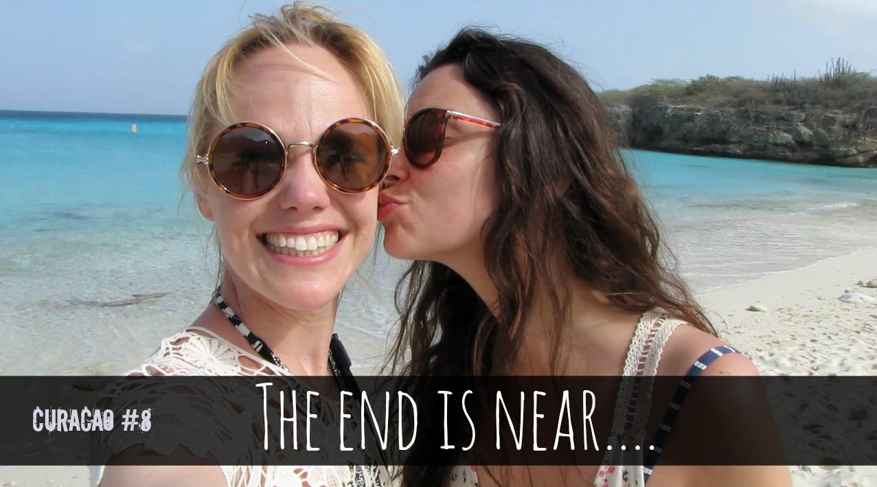 the end is near curacao