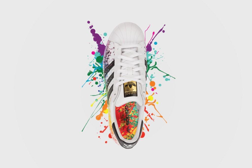 adidas lesbiennes sneakers