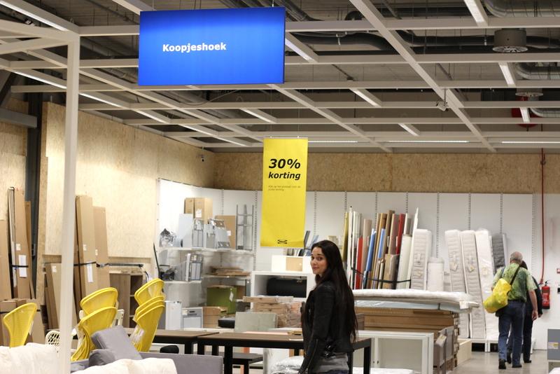 wat we doen in de IKEA