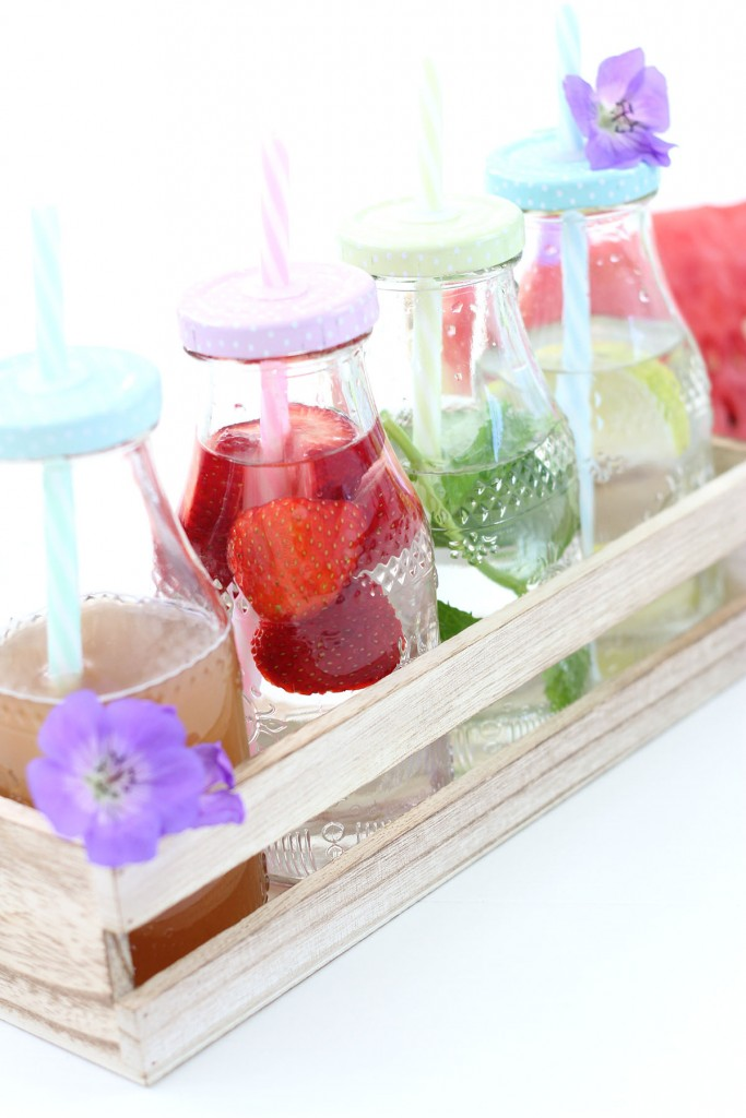 fruit infuser xenos ijsballen vintage flesjes
