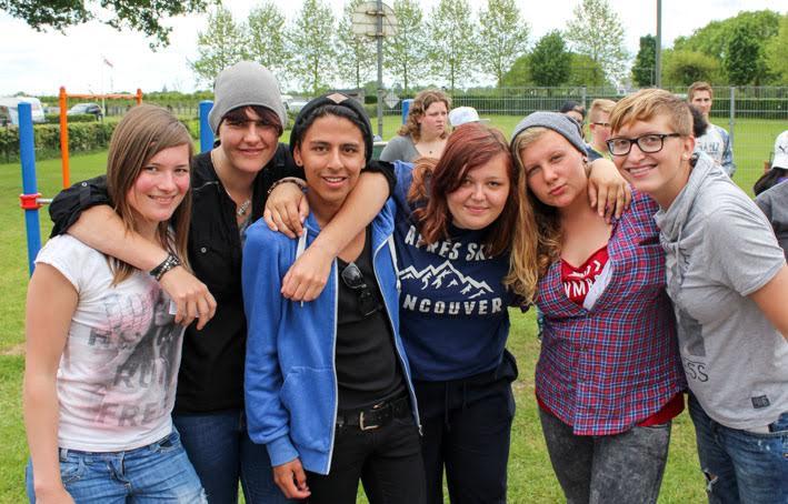 Op kamp met homo's en lesbiennes
