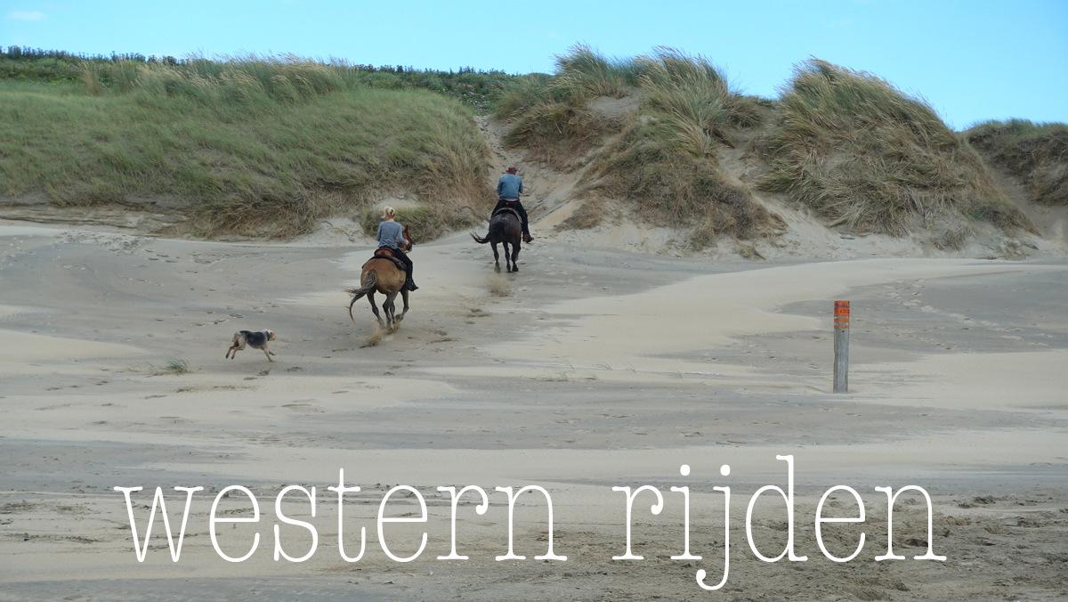 western rijden