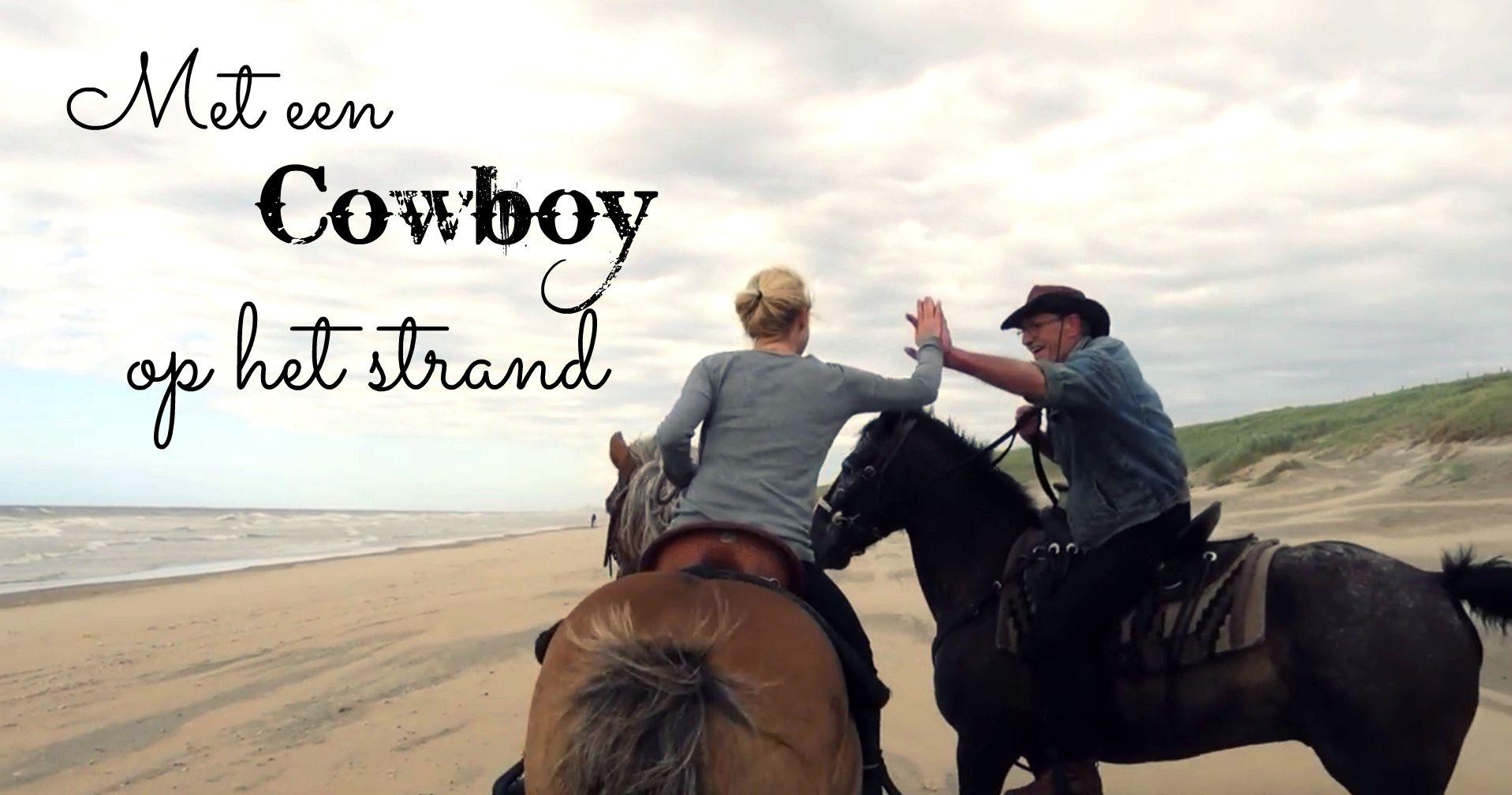 met een cowboy