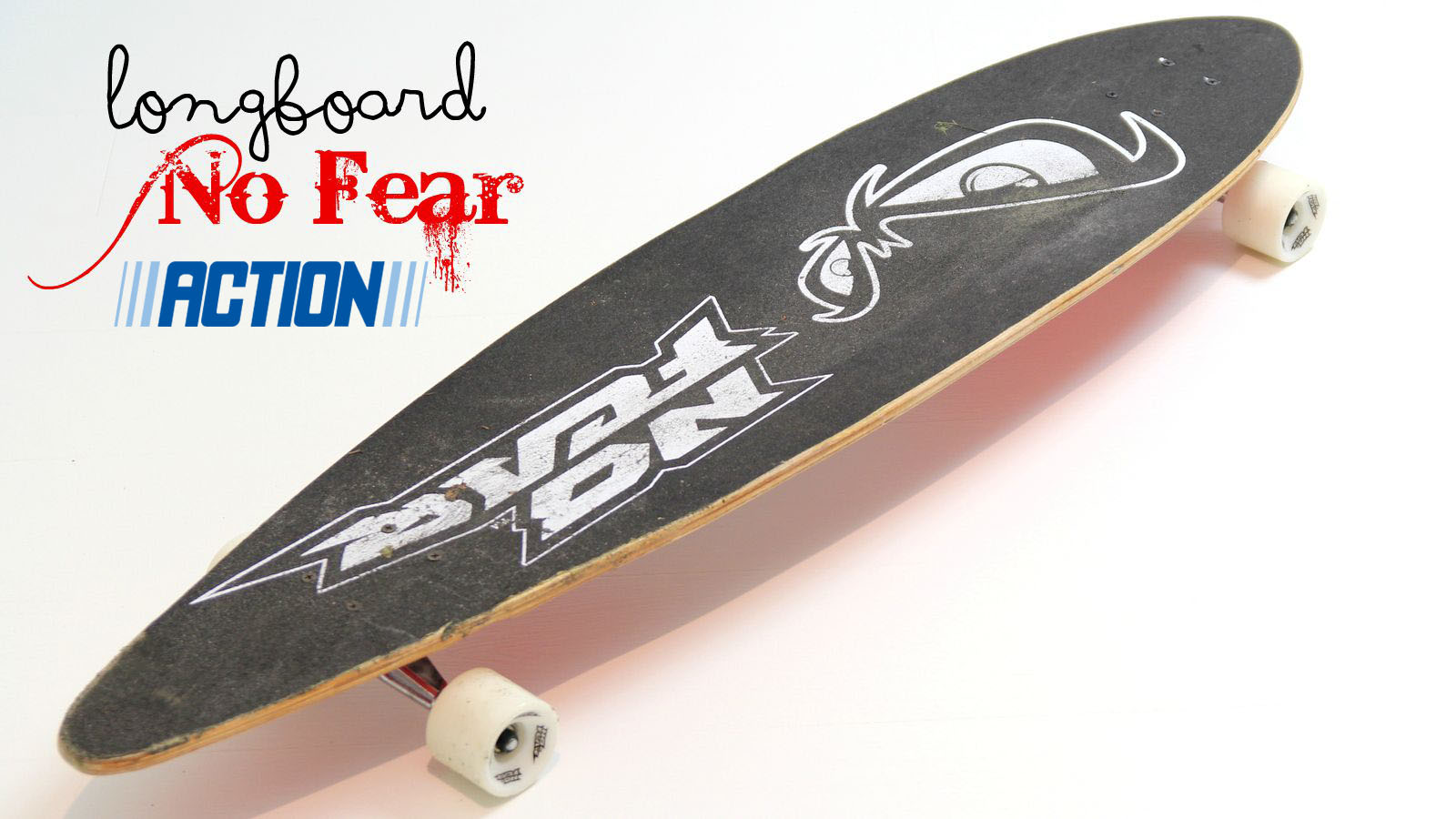 longboard no fear action review
