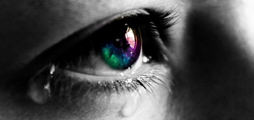 lesbisch oog