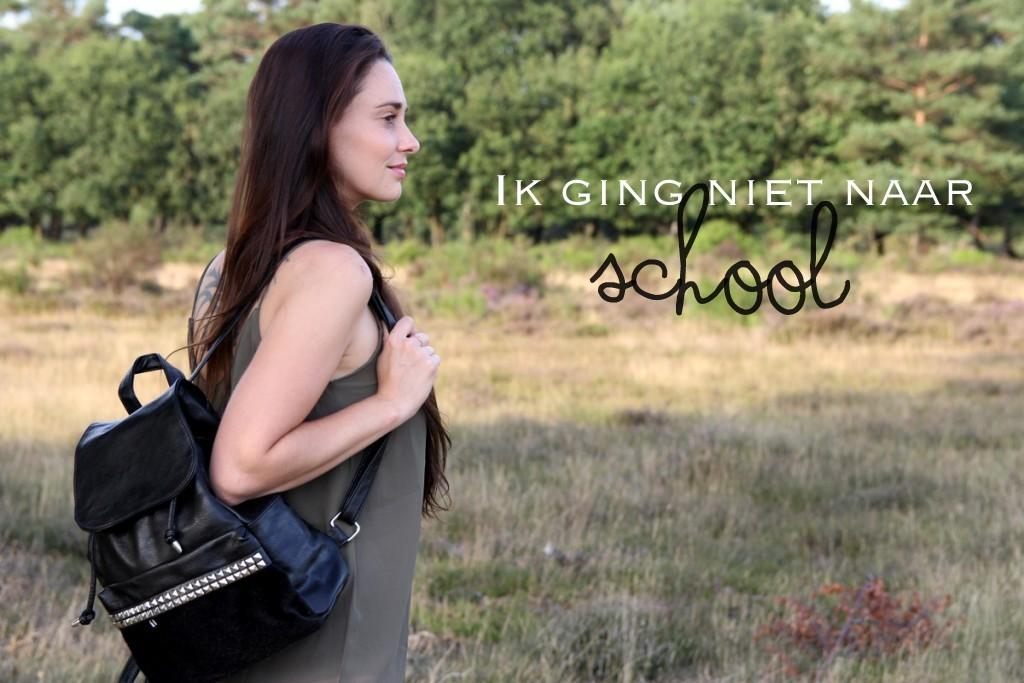 niet naar school