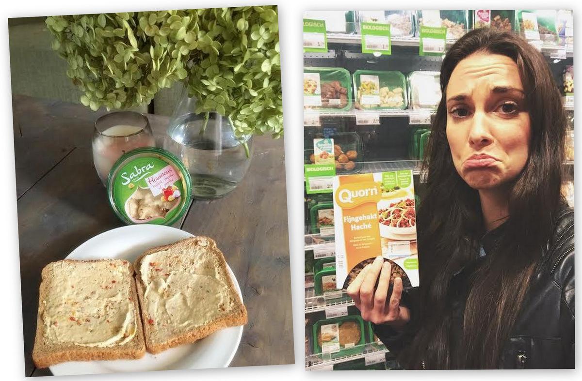 wat eten veganisten