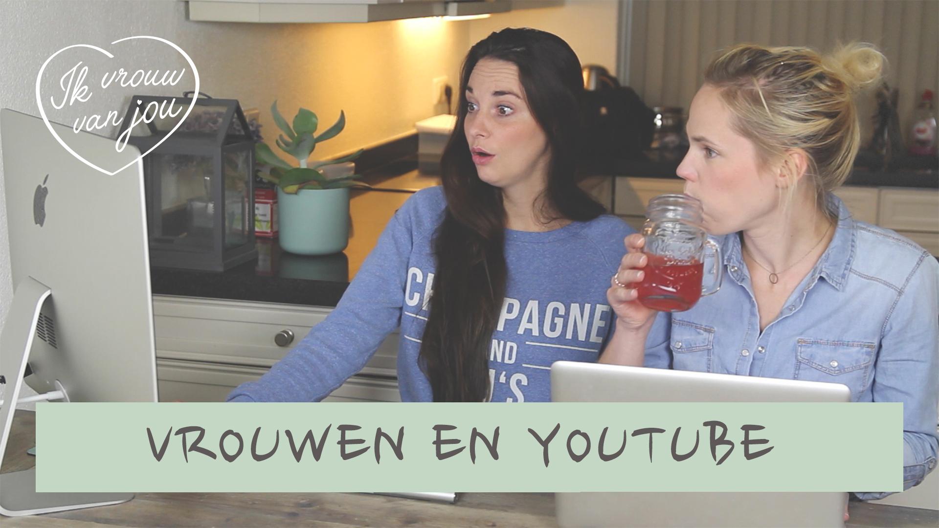 vrouwen en youtube