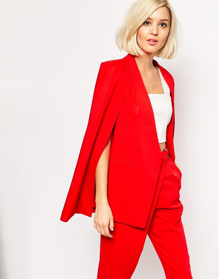 rood pak dames