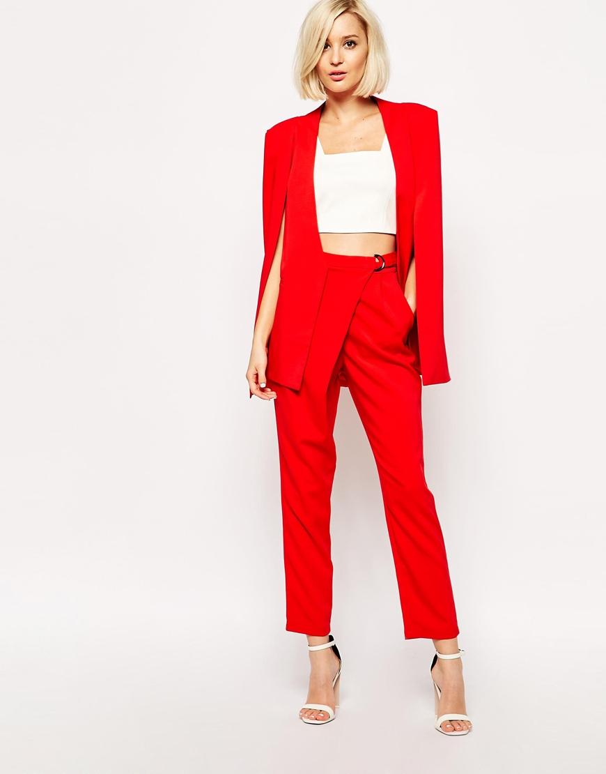rood kostuum kopen