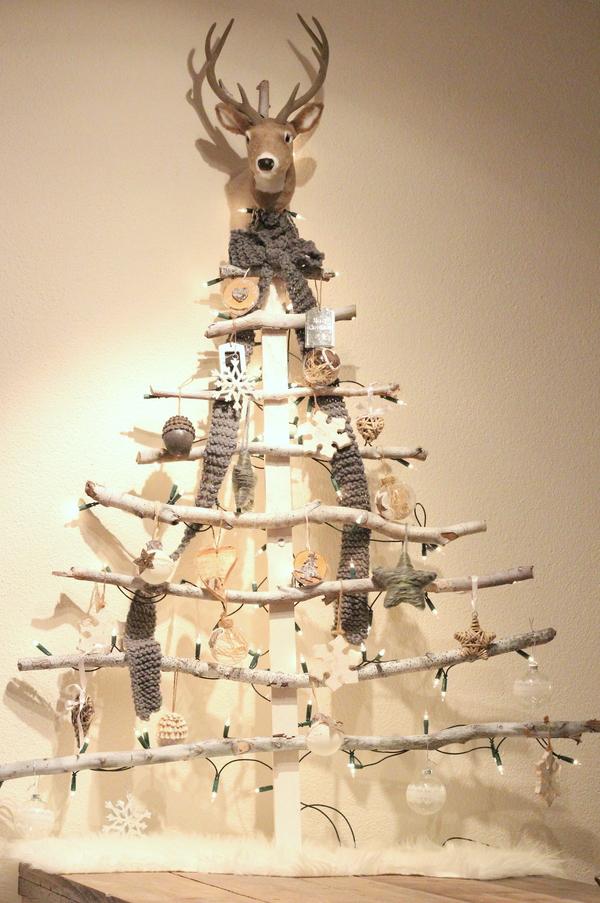 De keuzes van Kerst - Ik vrouw van jou diy kerstboom
