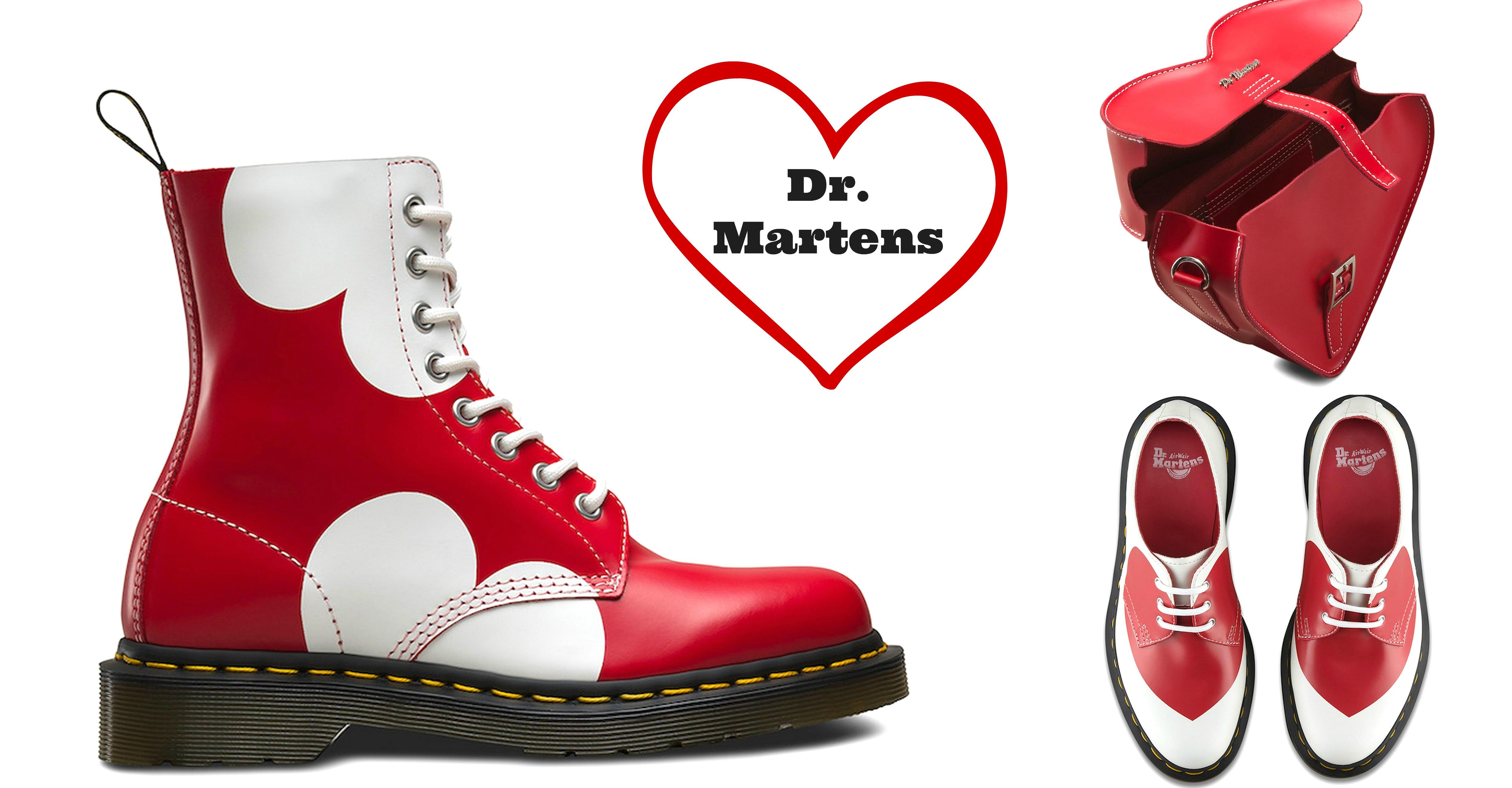 Valentijn met Dr. Martens
