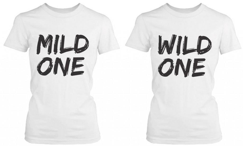 mild wild one