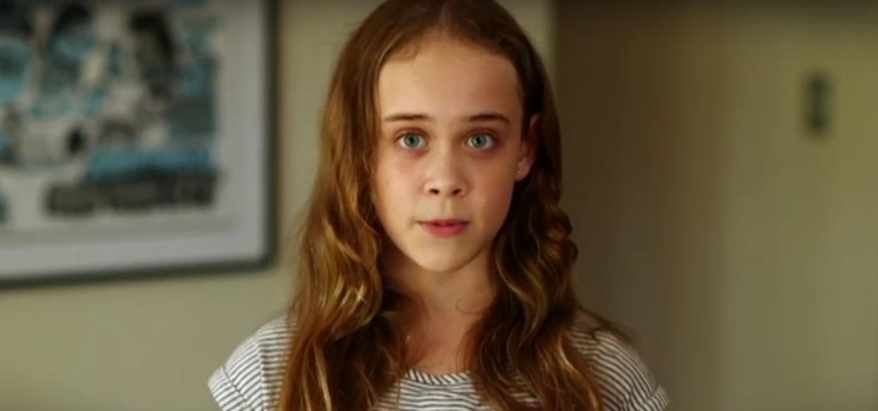 11-jarig meisje spreekt voor homohuwelijk