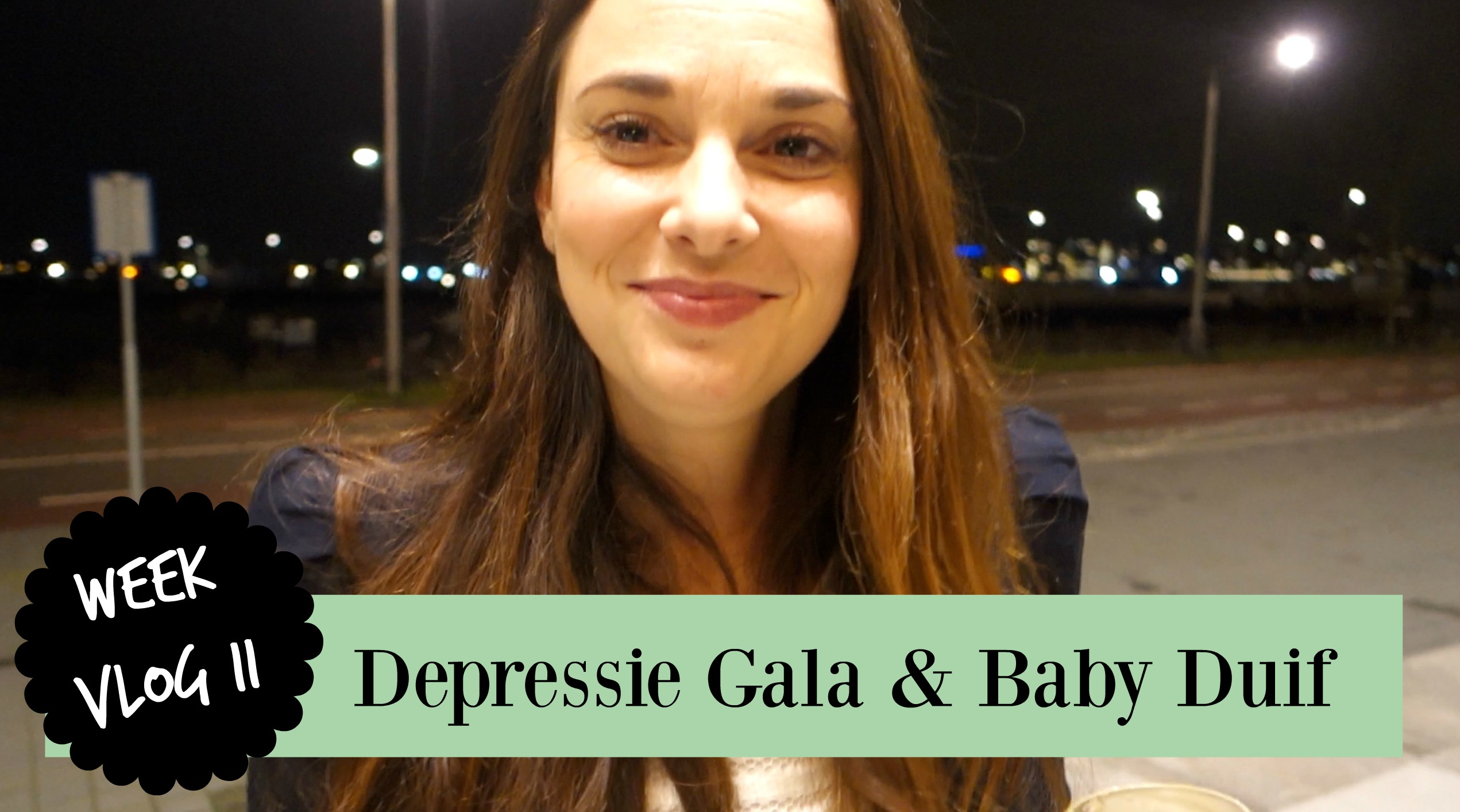 depressiegala baby duif
