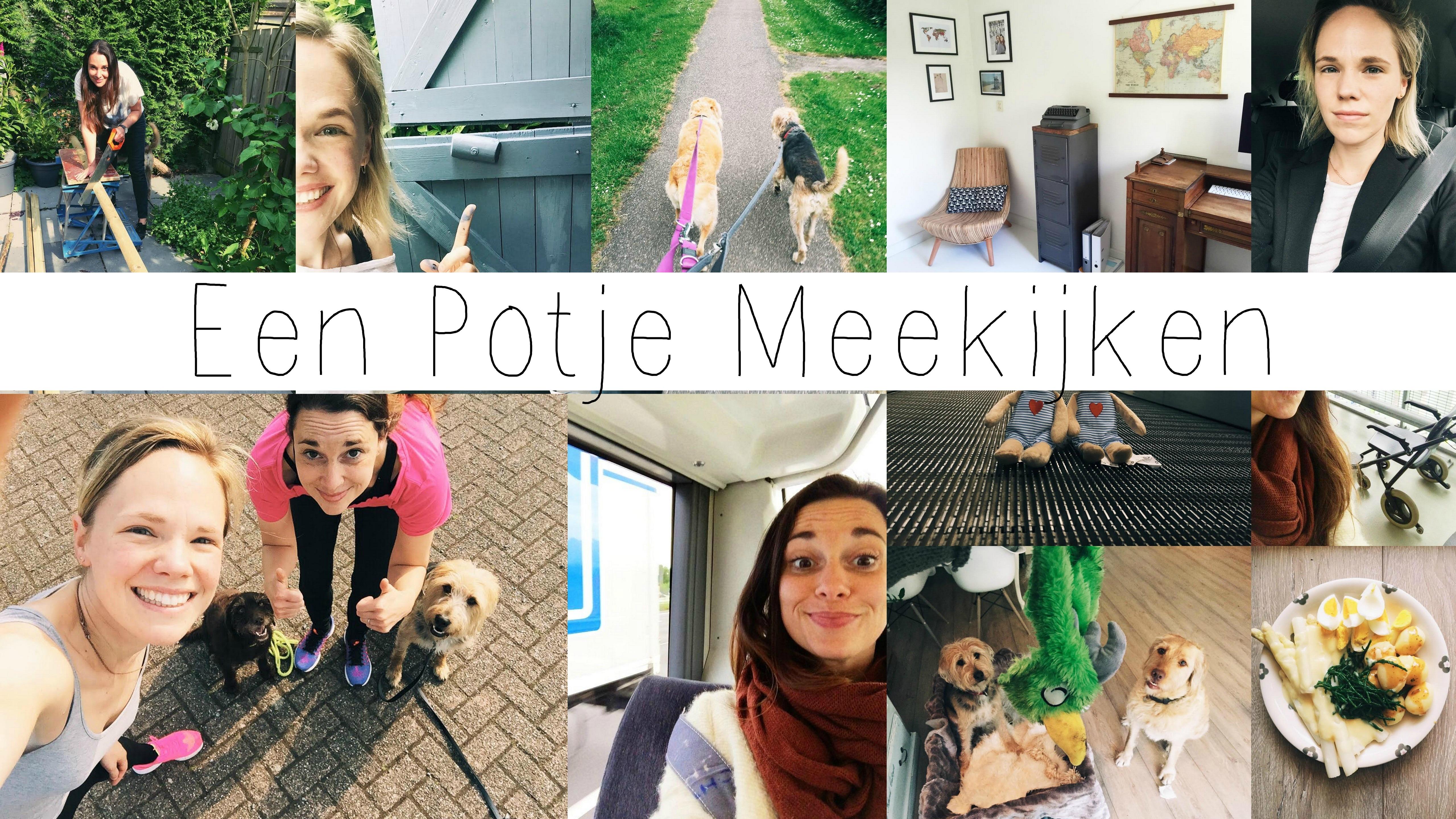 Een Potje meekijken: Hardlopen, bus en Zeeland