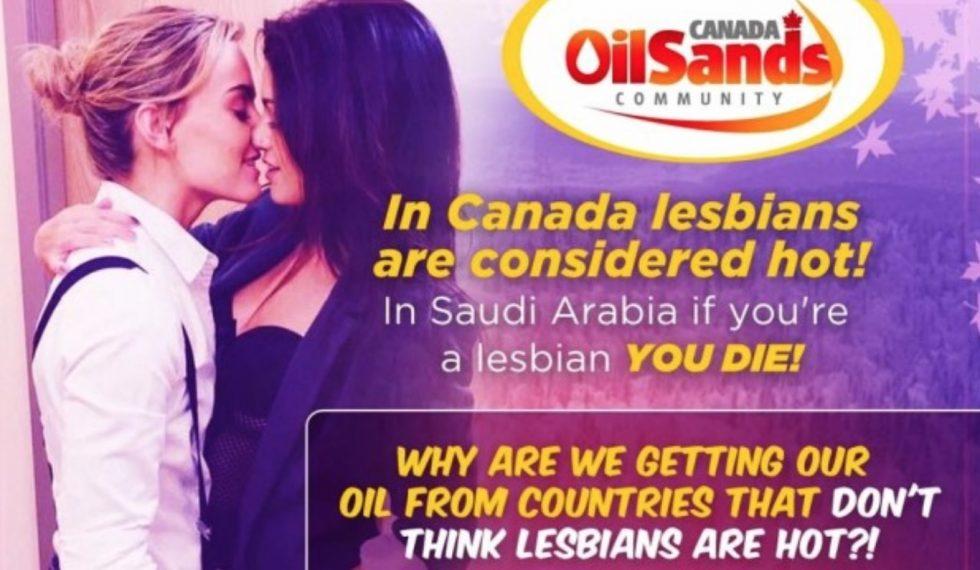 lesbiennes verkopen olie