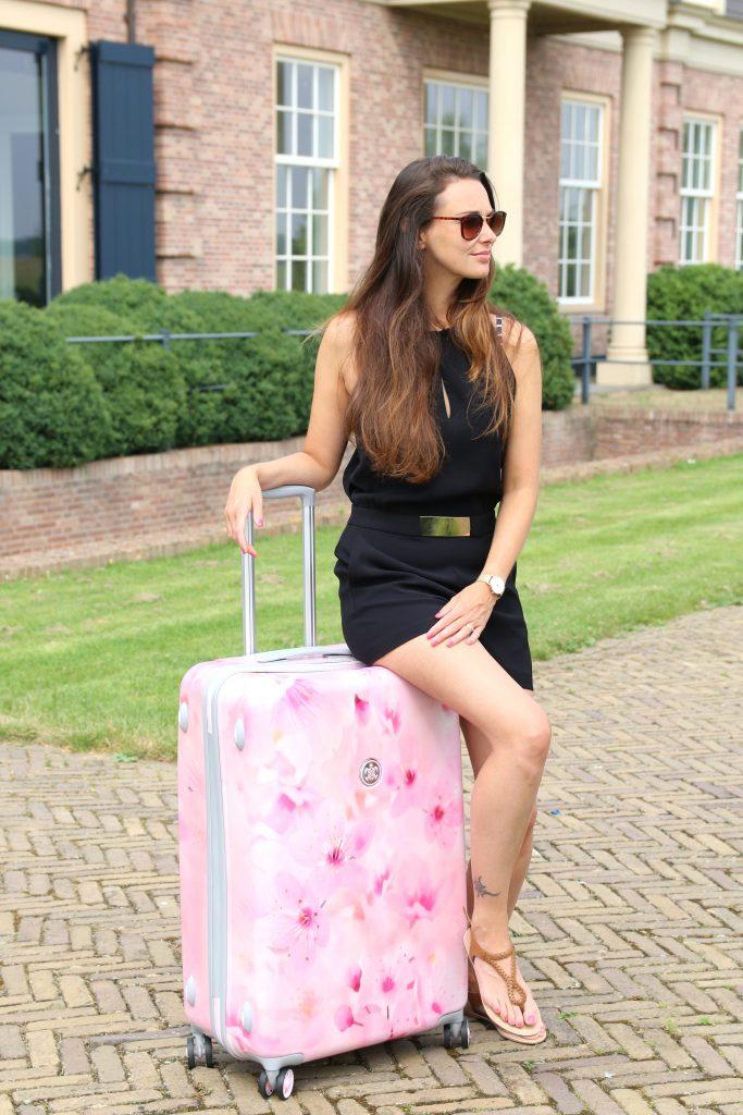koffer SuitSuit vakantie