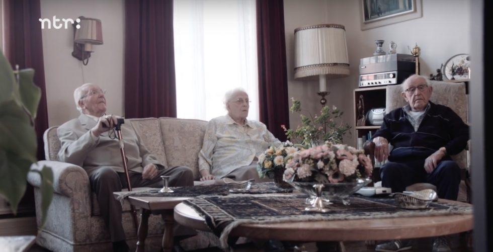 Opa's en oma's geven jonge homo advies