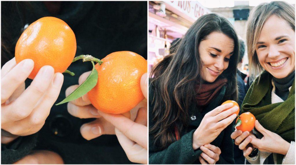 mandarijnen liefde