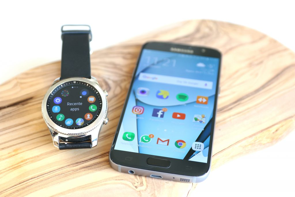 Samsung Gear S3 review + Van iPhone naar Samsung S7
