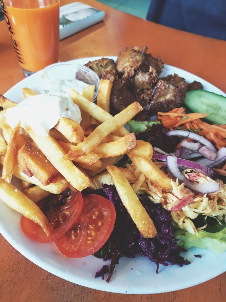 vegetarisch eten in den haag