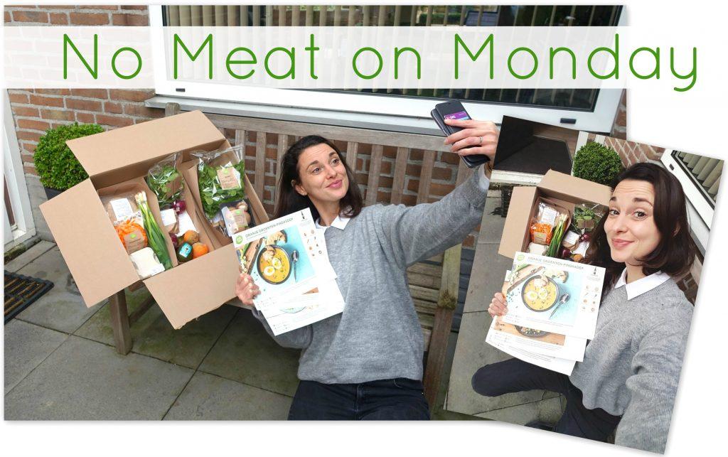 Geen vlees op maandag #GroeneMaandag