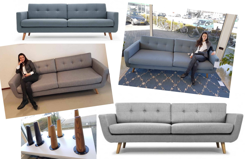 Sofa Company Bank Retro Vintage Vera Conrad