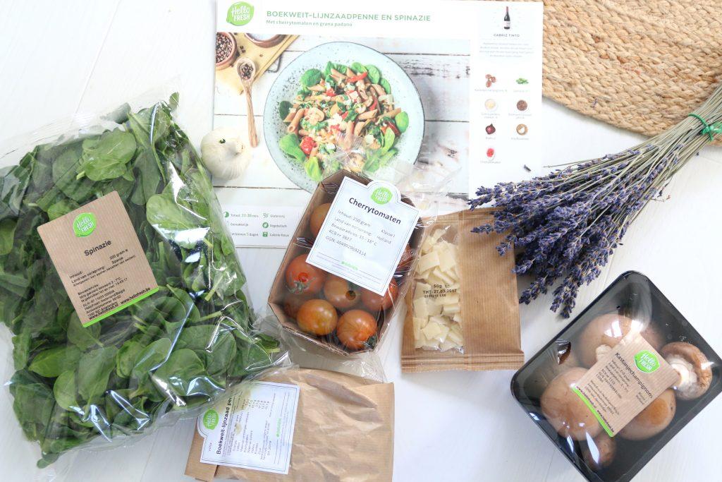 hello fresh vleesvrije maandag groene maandag #groenemaandag