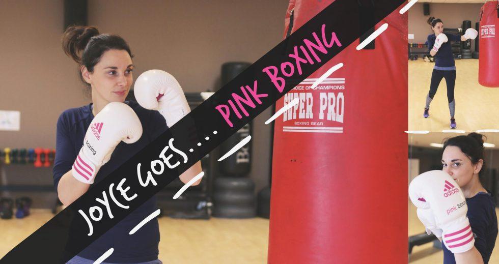 Pink boxing: Boksen voor vrouwen?