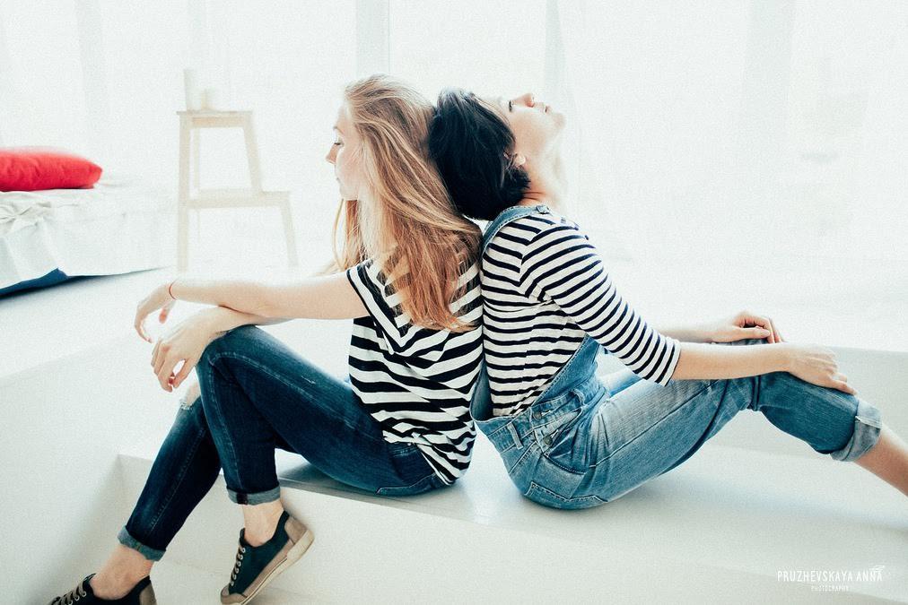 lesbisch ex vriendin relatie vriendinnen