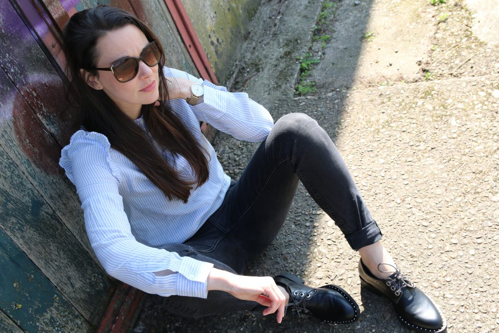 elisestore fashion fun music bmwbrogues klassiek H&M sun fashionshoot